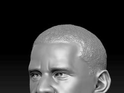 奥巴马头像